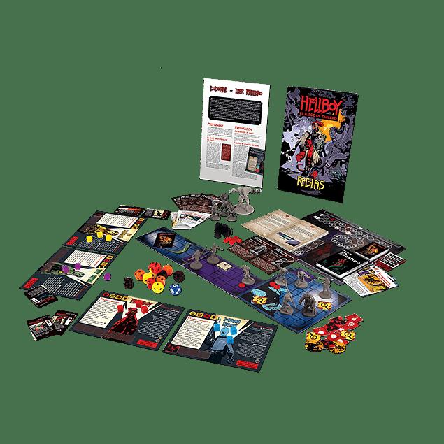 Hellboy: El juego de tablero