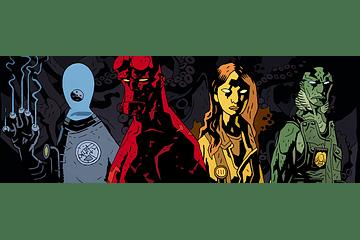 Hellboy: El juego de tablero - Reseña