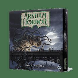 Arkham Horror 3ra Edición: La Noche Cerrada