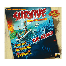 The Island(La Isla) - Survive: Escape from Atlantis!