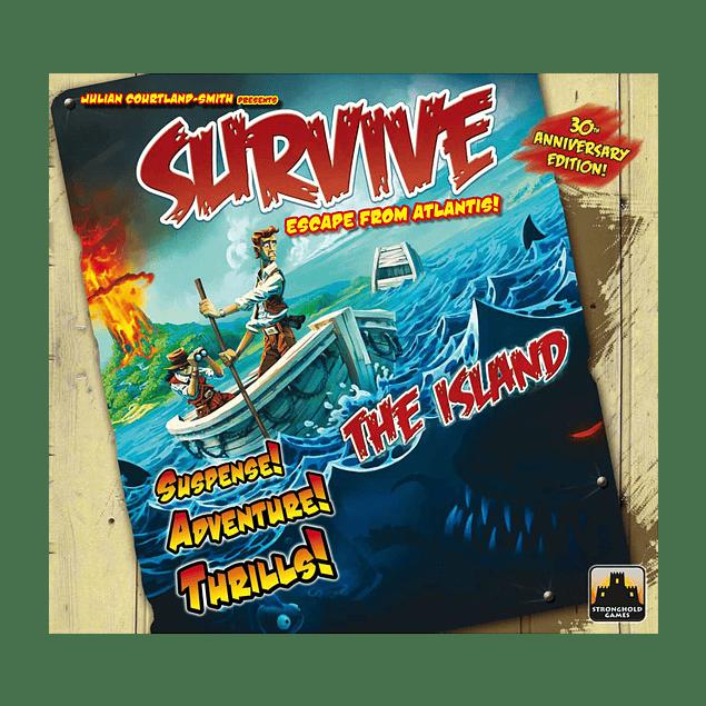 The Island(La Isla) - Survive: Escape from Atlantis!