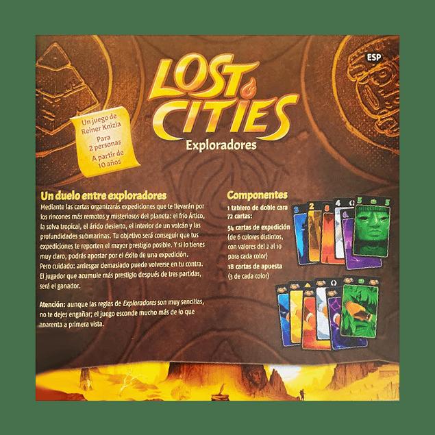 Lost Cities (Exploradores)