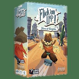 Flick 'em Up! (Sacúdelos!) - Tierra de Forajidos