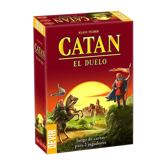 Catan - El Duelo (Los Príncipes de Catan)