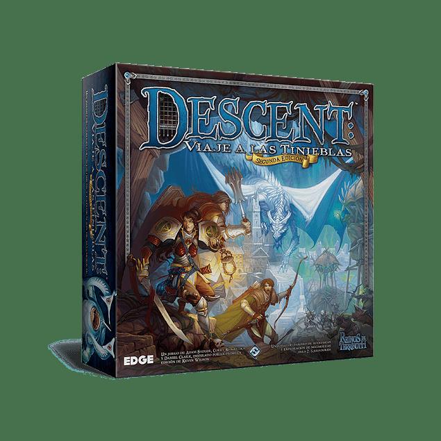 Descent: Viaje a las Tinieblas (Segunda Edición)