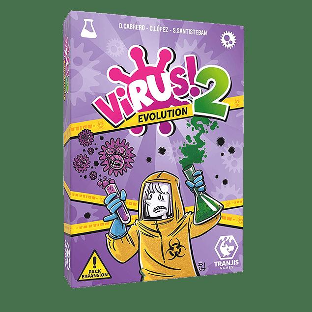 Virus! 2 - Evolution