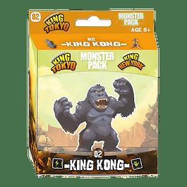 King Of Tokyo - King Kong