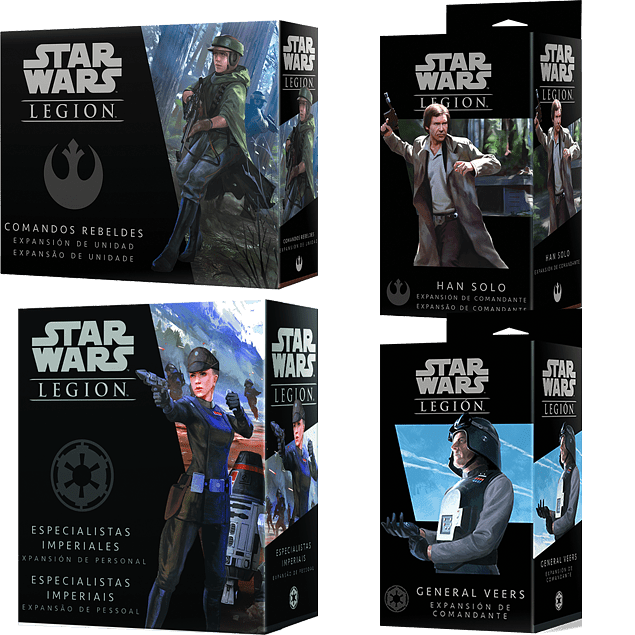 Pack de expansiones Star Wars Legion