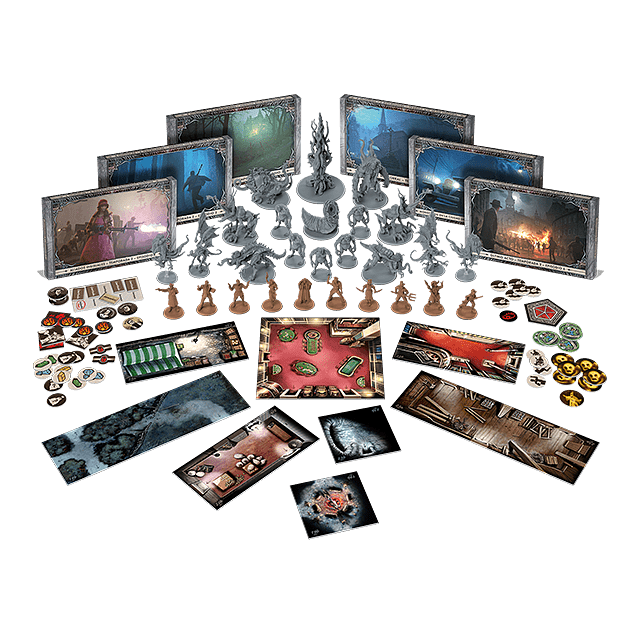 Cthulhu: Death May Die - Temporada 2 Expansión