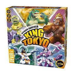King of Tokyo (2da Edición)
