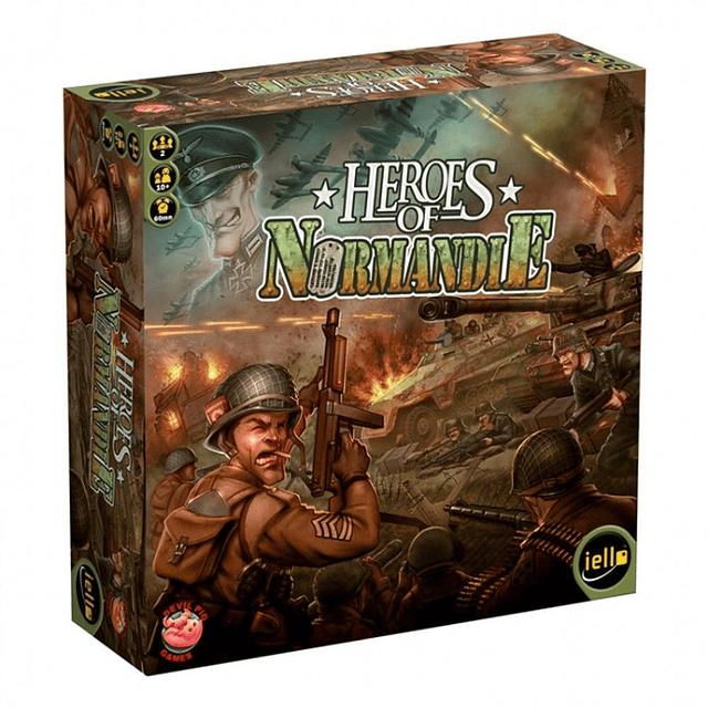 Heroes of Normandie: Core Box