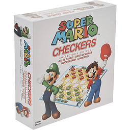 CHECKERS: SUPER MARIO
