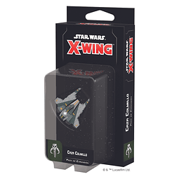X-Wing 2nd Ed: Caza Colmillo