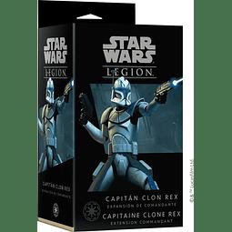 SW Legion: Clone Captain Rex