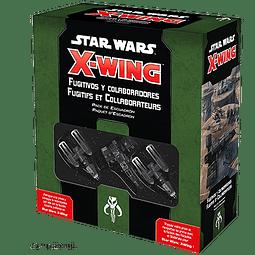SW X-Wing 2ED Fugitivos y colaboradores