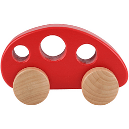 Mini Auto Rojo
