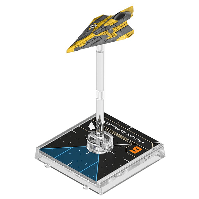 X-Wing 2nd Ed: Delta-7 Duende Del Éter