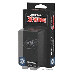 X-Wing 2nd Ed: TIE Avanzado x1
