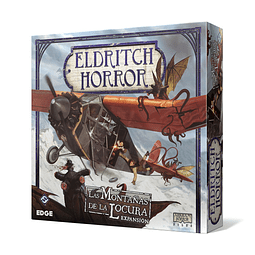 Eldritch Horror: Las montañas de la locura