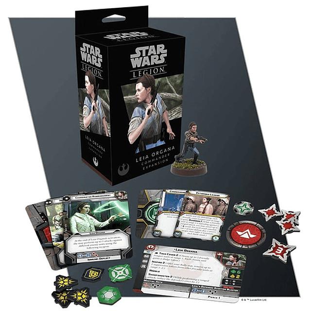 SW Legion: Leia Organa