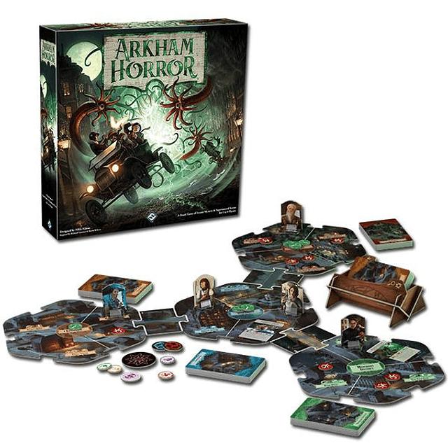 Arkham Horror 3ra Edición
