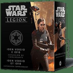 SW Legion: Iden Versio e ID10 Expansión de Comandante