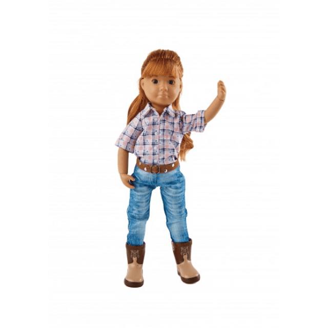 Muñeca Chloe Vaquera