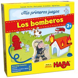 Mis Primeros Juegos - Los Bomberos