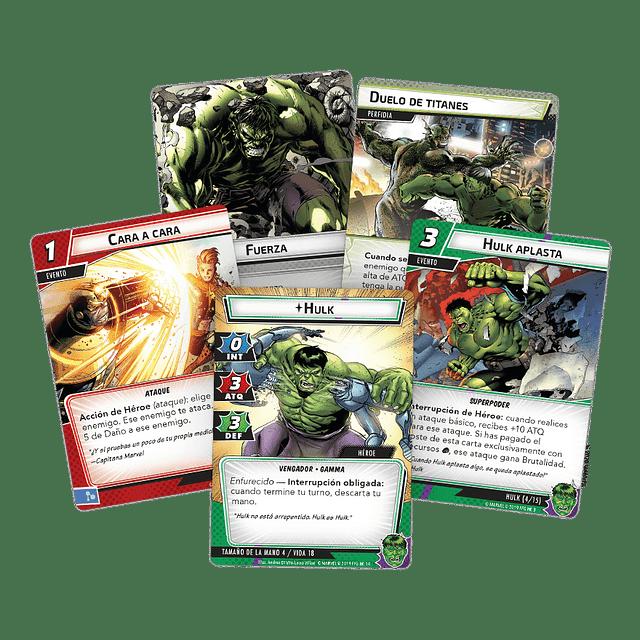 Marvel Champions: Hulk