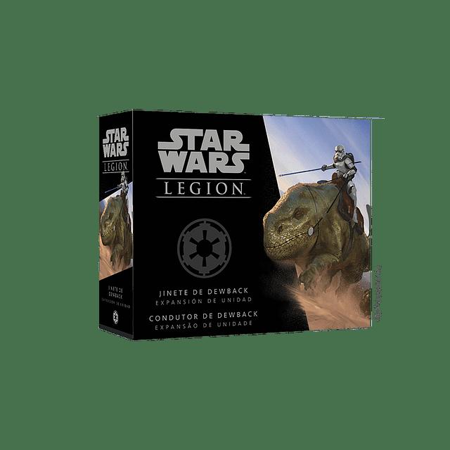 SW Legion: Jinetes de dewback