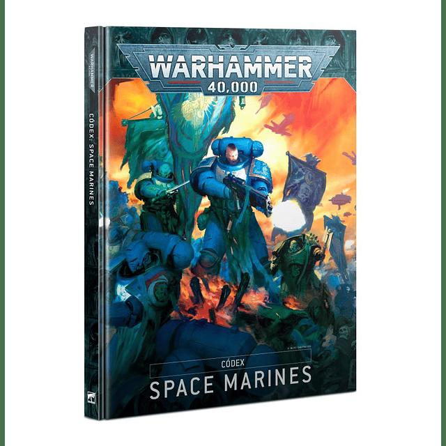 Codex Space Marines (Español)