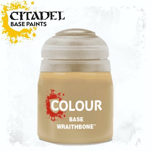 Citadel Base - Wraithbone