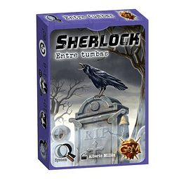 Sherlock - Entre tumbas