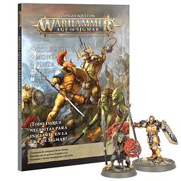 Revista Empieza aquí con Warhammer Age of Sigmar