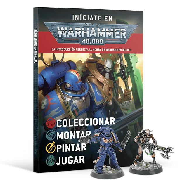 Revista Iníciate en Warhammer 40,000