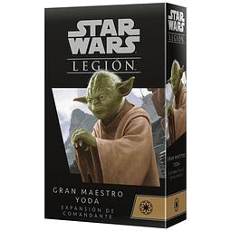 (Preventa) Star Wars Legion: Gran Maestro Yoda (Español)