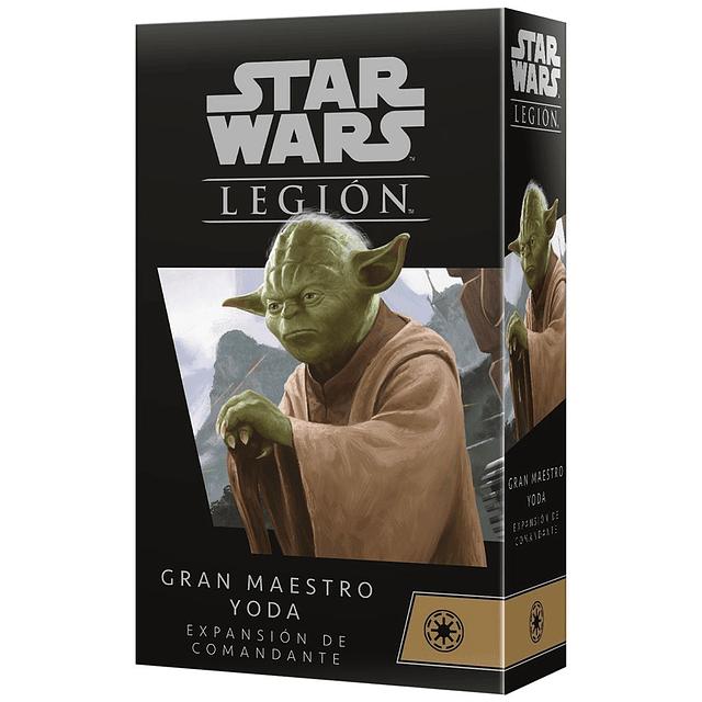 Star Wars Legion: Gran Maestro Yoda (Preventa) (Español)