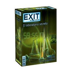 Exit: El Laboratorio Secreto
