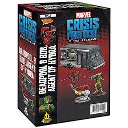 Marvel Crisis Protocol: Deadpool & Bob