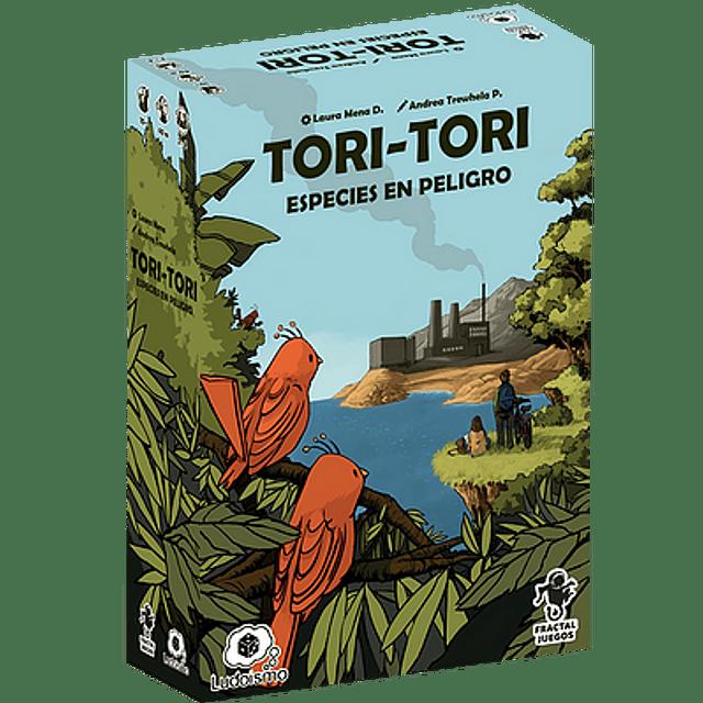 TORI-TORI: Especies en peligro