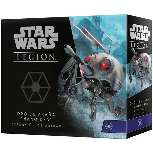 (Preventa) SW Legion: Droide Araña Enano DSD1