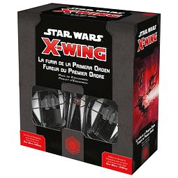(Preventa) SW X-Wing: La furia de la Primera Orden (Español)