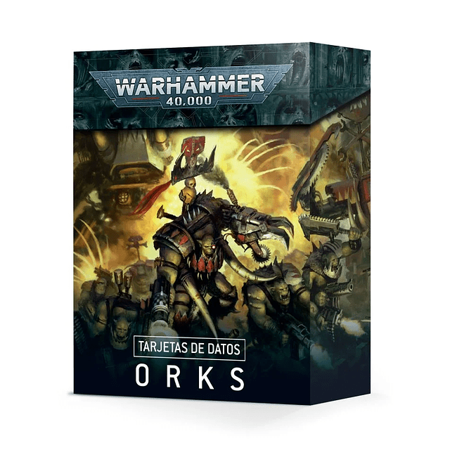 Datacards: Orks (Español)