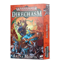 Underworlds - Arena Mortis (Inglés)