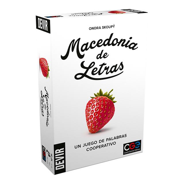 Macedonia de Letras