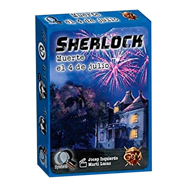 Sherlock: Muerte el 4 de julio