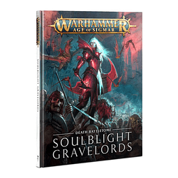 Battletome: Soulblight Gravelords (Inglés)