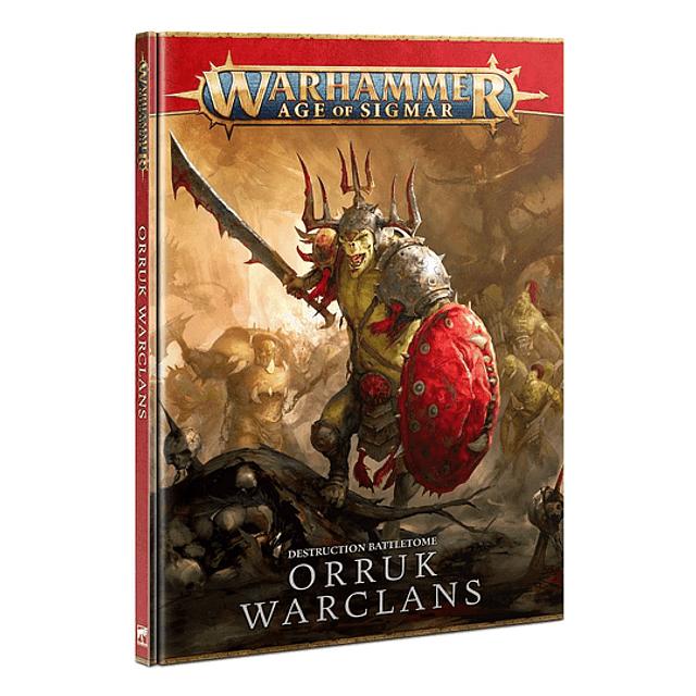 (Preventa) Battletome: Orruk Warclans (HB) (Inglés)