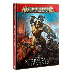 Battletome: Stormcast Eternals (HB) (Inglés)
