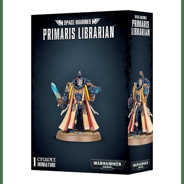 Primaris Librarian